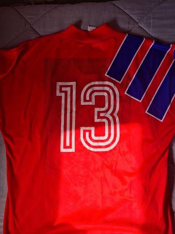 Camisola Bayern Munchen época 1991.