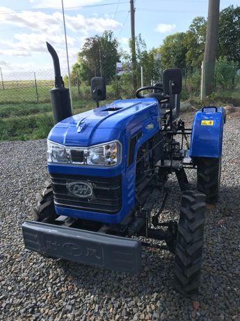 Міні трактор Минитрактор ДВ (DW) 244 B новий мототрактор Сінтай, Булат