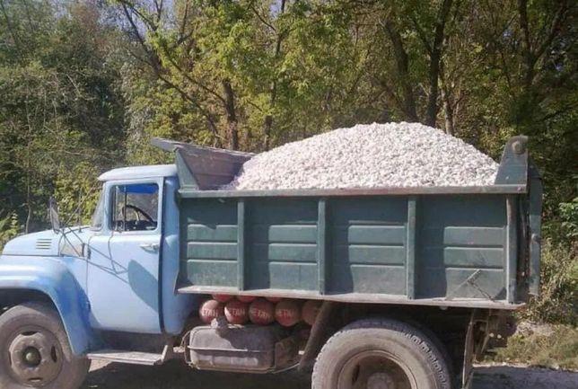 Пісок Щебінь Камінь Доставка