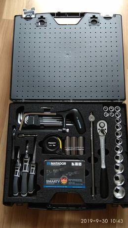 Skrzynka narzędzi MATADOR 125 elementów