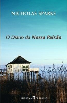 """Livro """"O Diário da Nossa Paixão"""""""