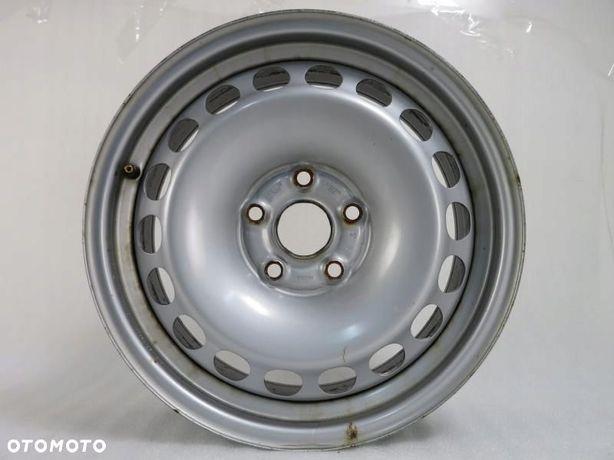 Stalowa 16'' VW Sharan II Tiguan Alhambra 5x112