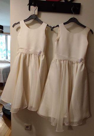 Vestidos de cerimónia de criança