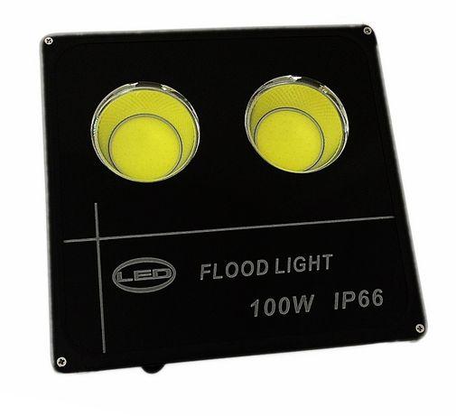 Halogen LED Naświetlacz 100W REFLEKTOR NOWOŚĆ - NOWY - F.VAT