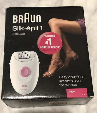 Эпилятор Braun silk-epil 1