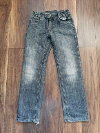 Spodnie chłopięce jeansowe roz.134 z C&A