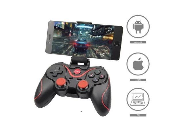 Беспроводной Bluetooth Джойстик игровой X3 Windows/Android/IOS