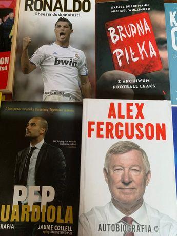 Książki - biografie , książki sportowe
