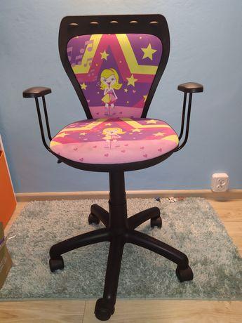 Krzesło biurowe dziecięce