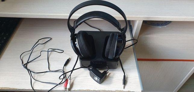 Słuchawki bezprzewodowe SONY MDR-RF855RK