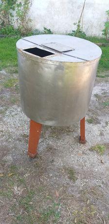 Depósito inox 100 litros usado
