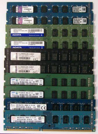 4GB DDR3 1333-1600 MHz (PC3-10600/12800) --- INTEL и AMD