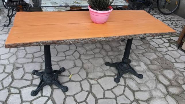 Stół ogrodowy-solidny