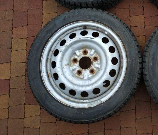 1992.1 Mazda 3 5 6 Kia Hyundai koło zapasowe 205/55/16 5x114.3 ET50