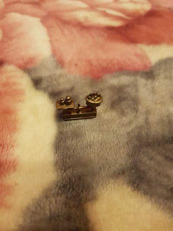 Balança em cobre miniatura