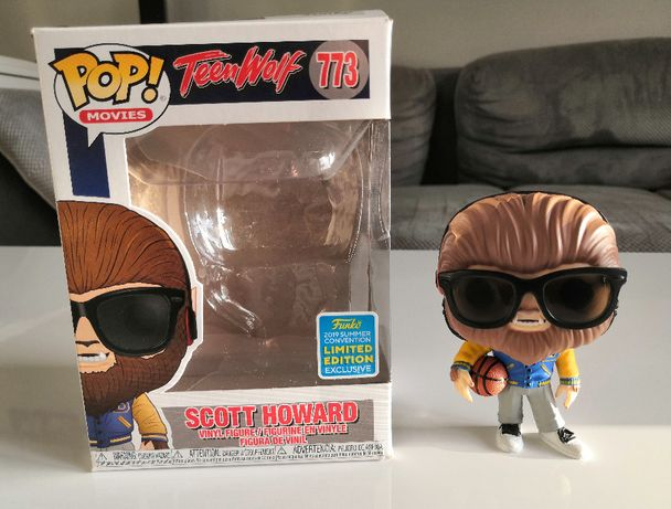 Figurka FUNKO POP! Teen Wolf 773 - Summer Convention 2019 !UNIKAT!