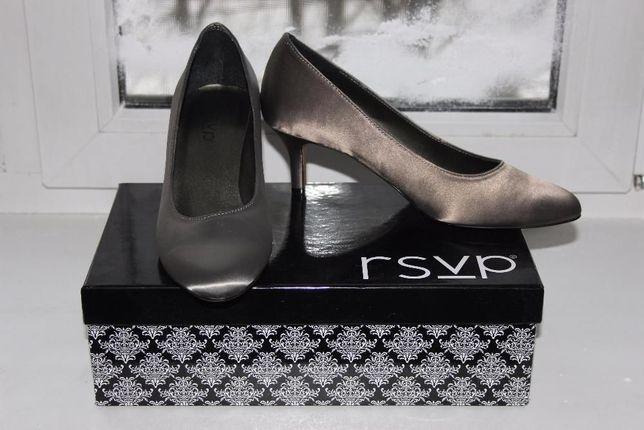 Атласные туфли RSVP р.8