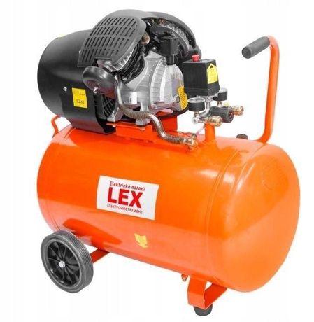 Компрессор LEX LXC100V ресивер 100л, 3,3кВт!!! Гарантия 1 год!!!
