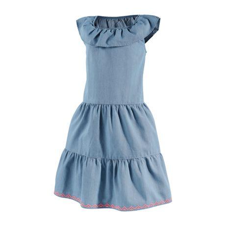 Детское платье для девочки pocopiano рост 92см
