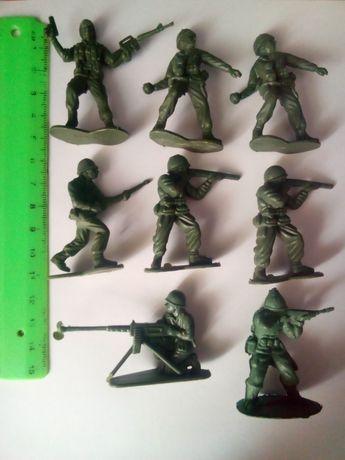Солдатики 80-90гг