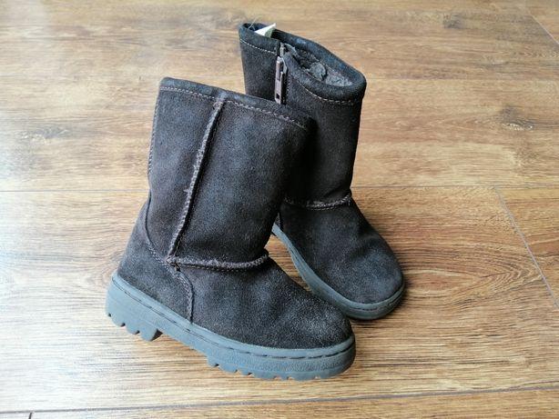 Продам детские угги сапожки ботинки