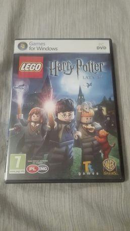 LEGO Harry Potter lata 1-4 PC