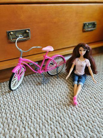 Велосипед для барби и барби набор для девочки