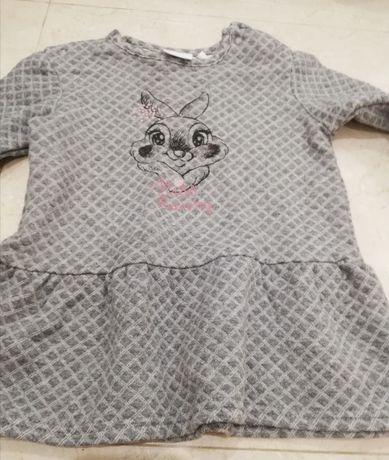 Vestido Disney novo tamanho 18 meses