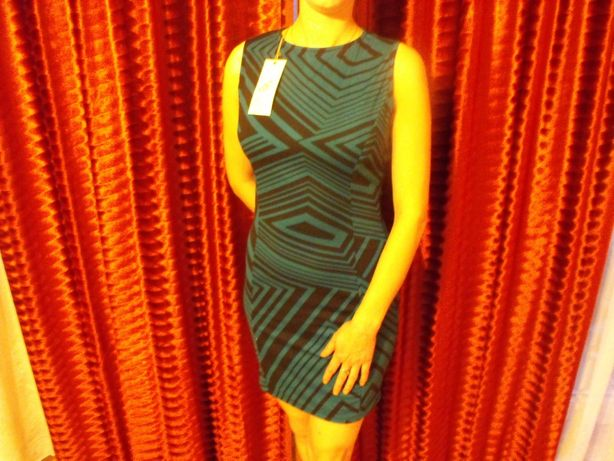 Sukienka krótka Everis np. pod żakiet rozmiar (M) Nowa z metkami mini