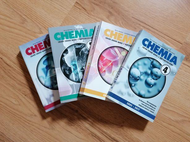Zbiór zadań wraz z odpowiedziami Chemia