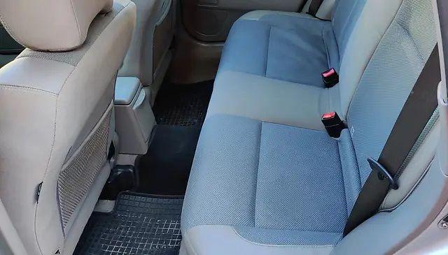 Салон, сидения Subaru Forester SG5 2001-2005