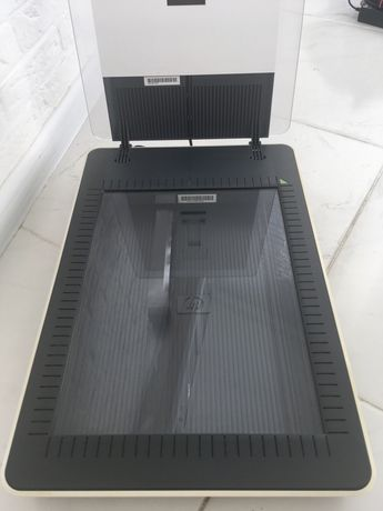 Планшетный сканер HP scanjet 3770