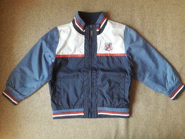 Куртка ветровка 3 - 4 года