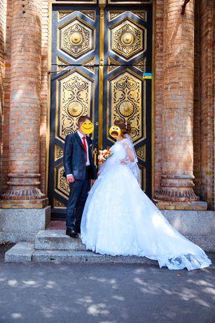 Свадебное платье. Срочно продам!