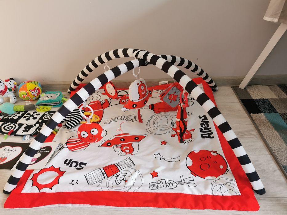 Sprzedam zestaw zabawek dziecięcych i okapnik do butelek Katowice - image 1