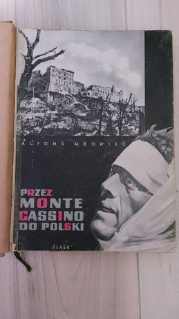 Przez Monte Cassino do Polski