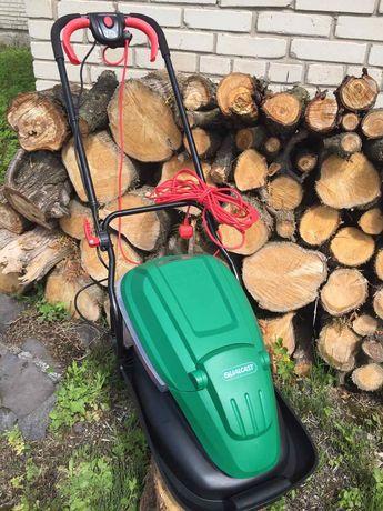 QUALCAST 1500w Электрическая газонокосилка 33 см Англия