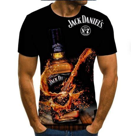 """Koszulka rockowa """" Gitarzysta Jack """""""