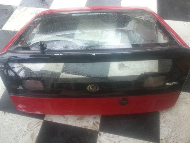 Крышка багажника на Мазду 323