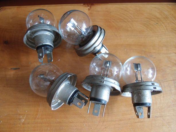 Лампа автомобильная 12 В 55/40 Вт