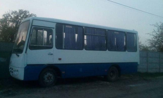 Продам автобус. В рейсовом состоянии