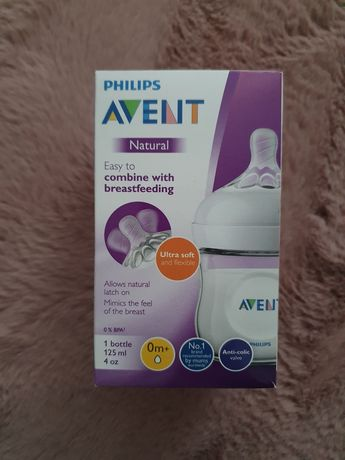 Butelka philips avent 125ml 0m+