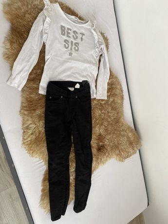 Bluzka i spodnie