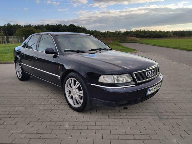 Audi A8 4.2 LPG Quattro
