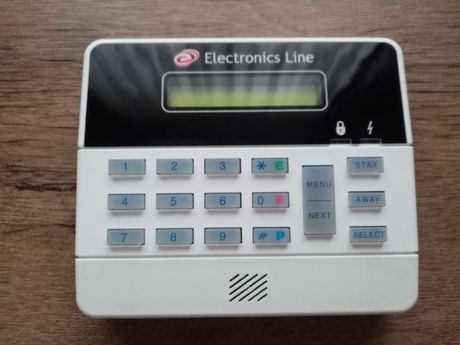 Manipulator klawiatura alarmu Electronics Line Summit 3208GLD