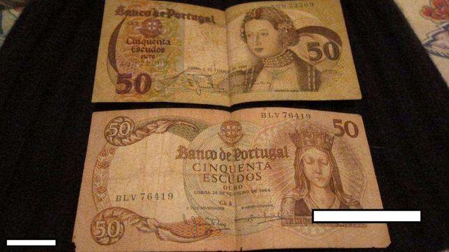 nota 50 escudos