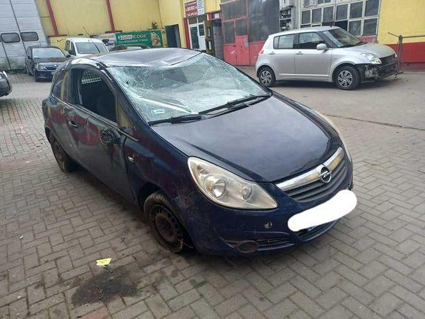 Opel Corsa D Silnik 100% Spraany Możliwość odpalenia