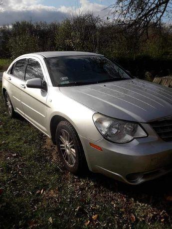Chrysler Sebring 2.0 CRDI wersja europejska