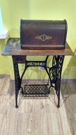 Maszyna SINGER - antyk