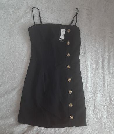 nowa letnia sukienka nasty gal z metką cena do negocjacji rozmiar s/m